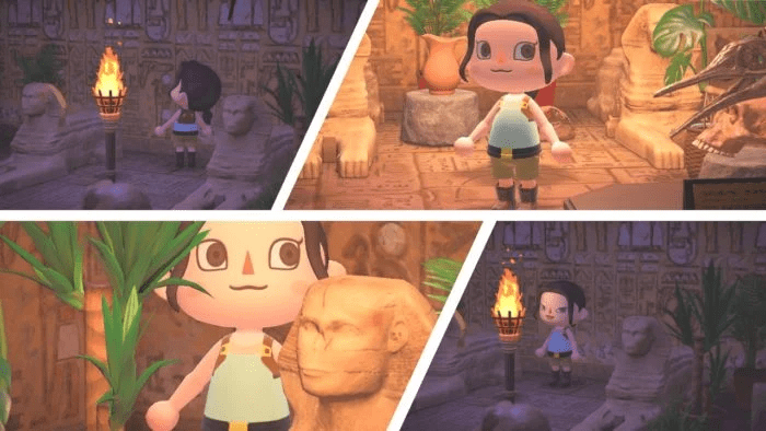 customize items in Animal Crossing New Horizons 4