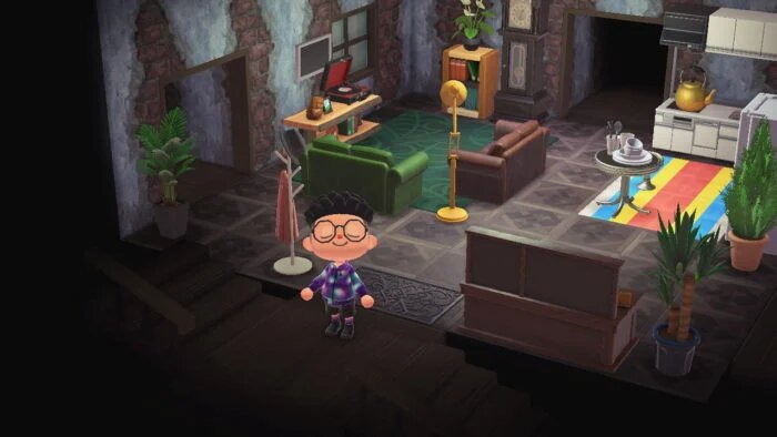 enlarge the house in Animal Crossing - New Horizons 3