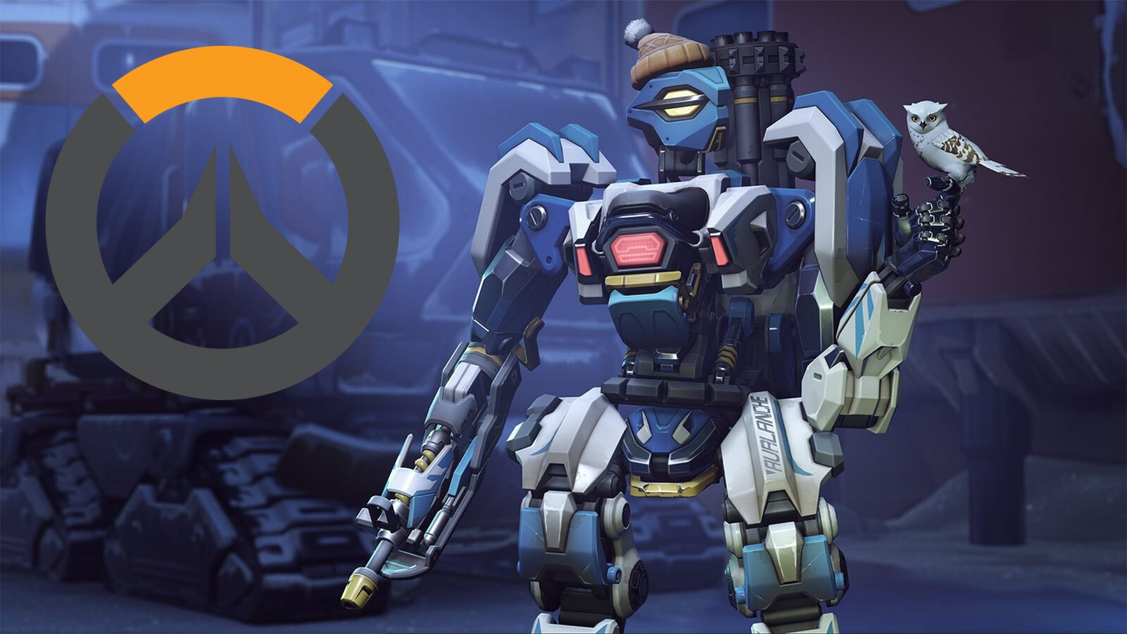 Bastion in Overwatch