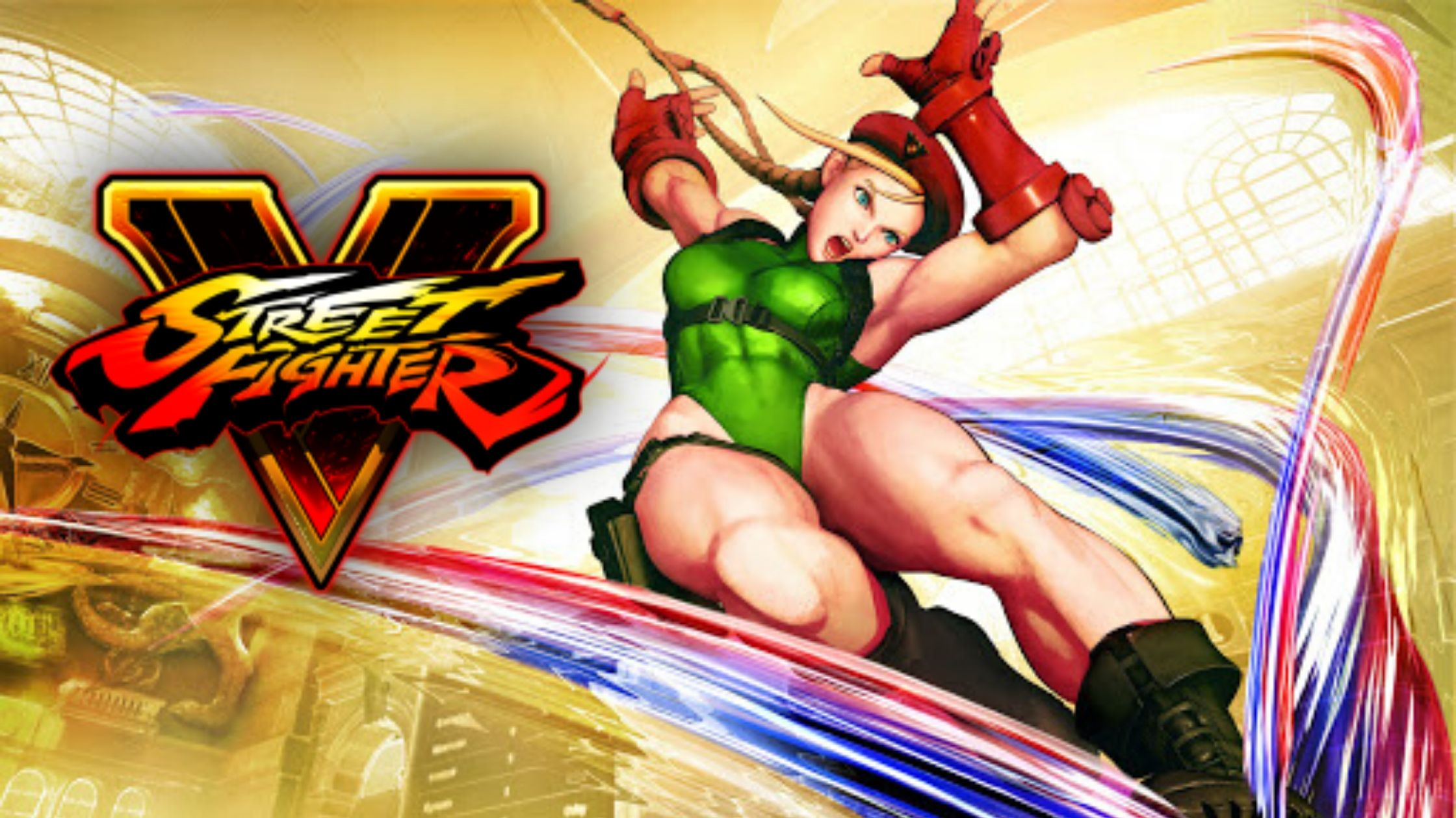 Cammy in Street Fighter V