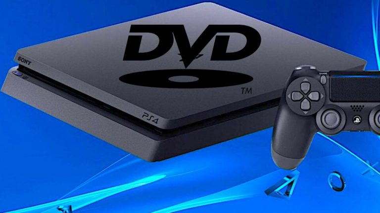 Does the PS4 play DVD