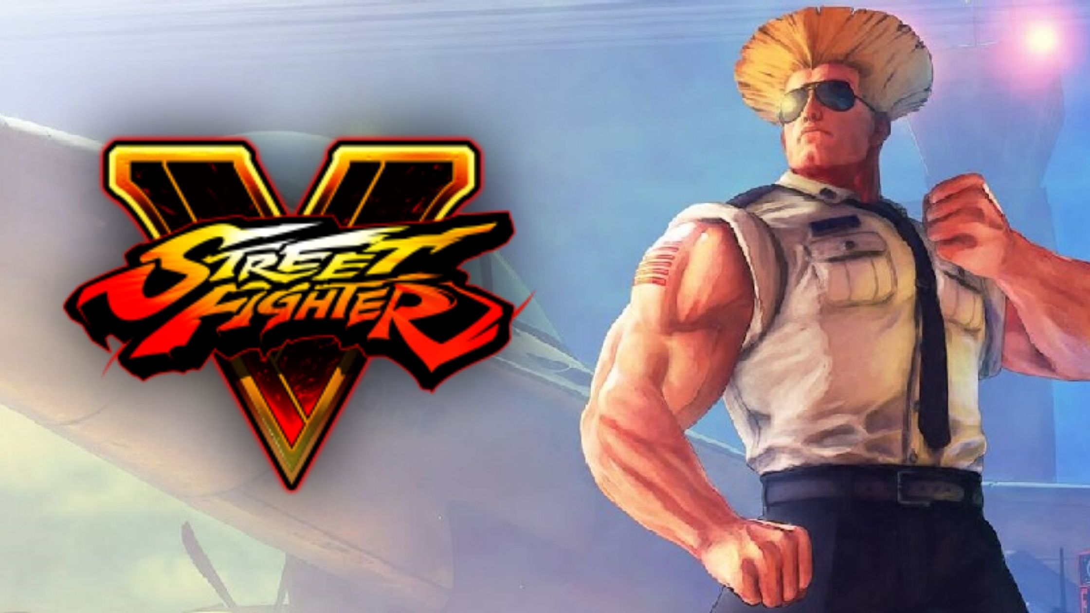 Guile in Street Fighter V