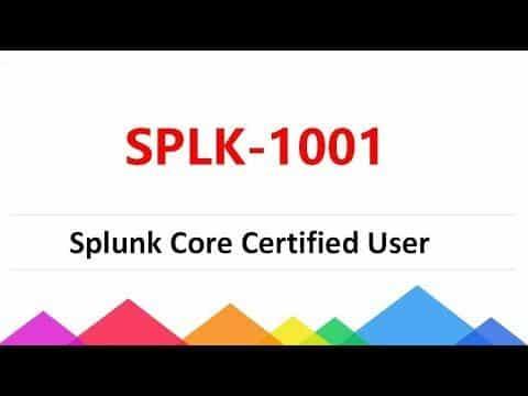 SPLK-1001-Certificate
