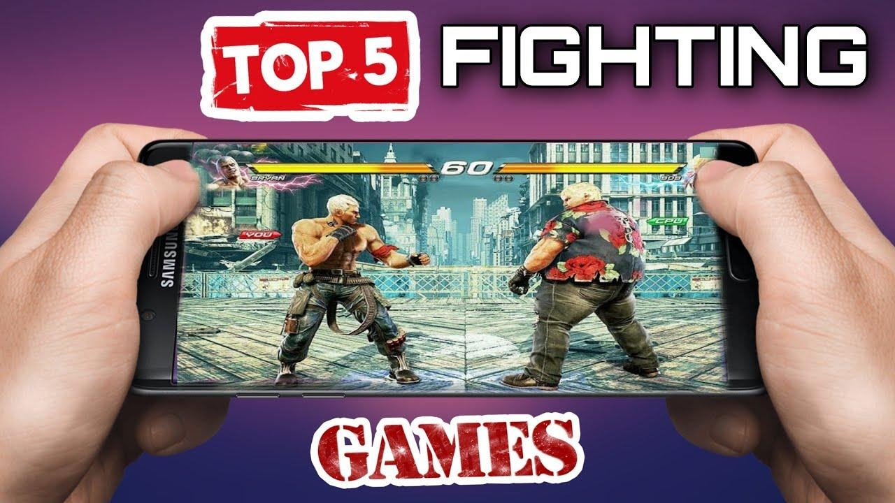 5 New Fighting Games