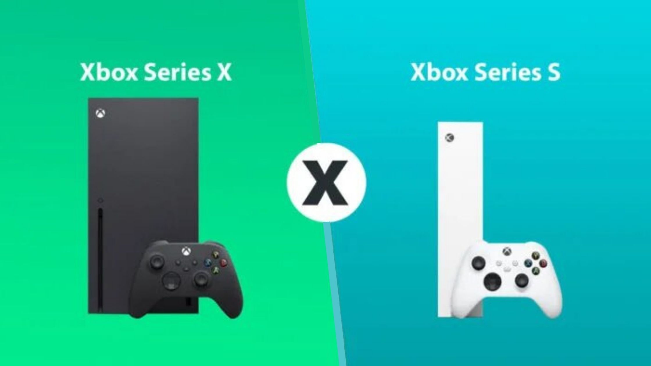Comparison: Xbox Series X or Xbox Series S