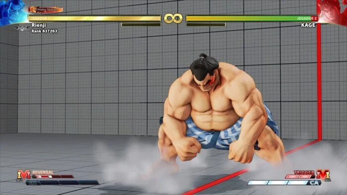 Honda in Street Fighter V 2