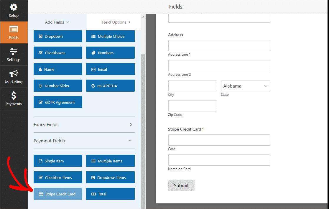 online restaurant order form with WordPress 17