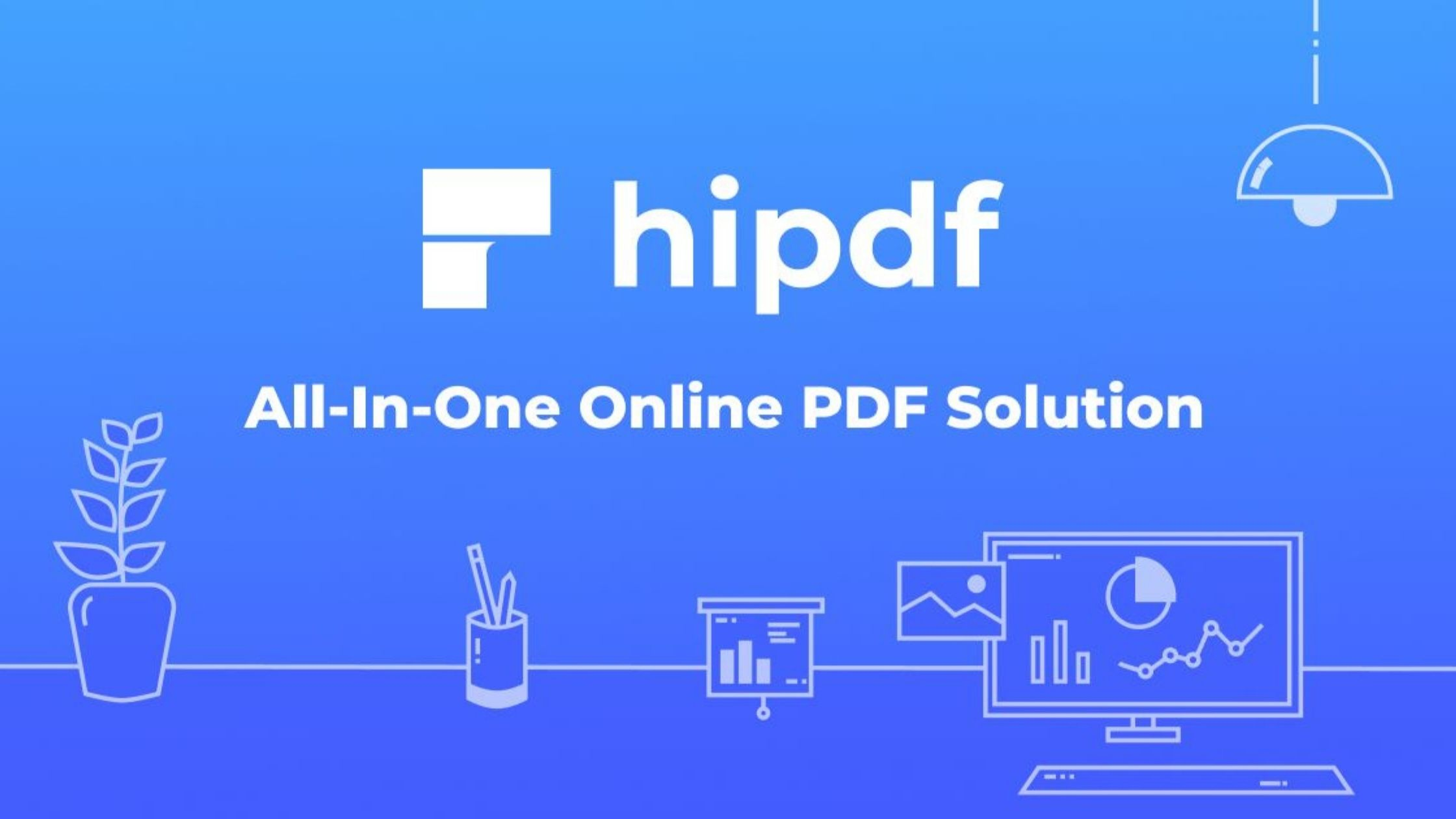 How to edit PDF online in minutes with HiPDF