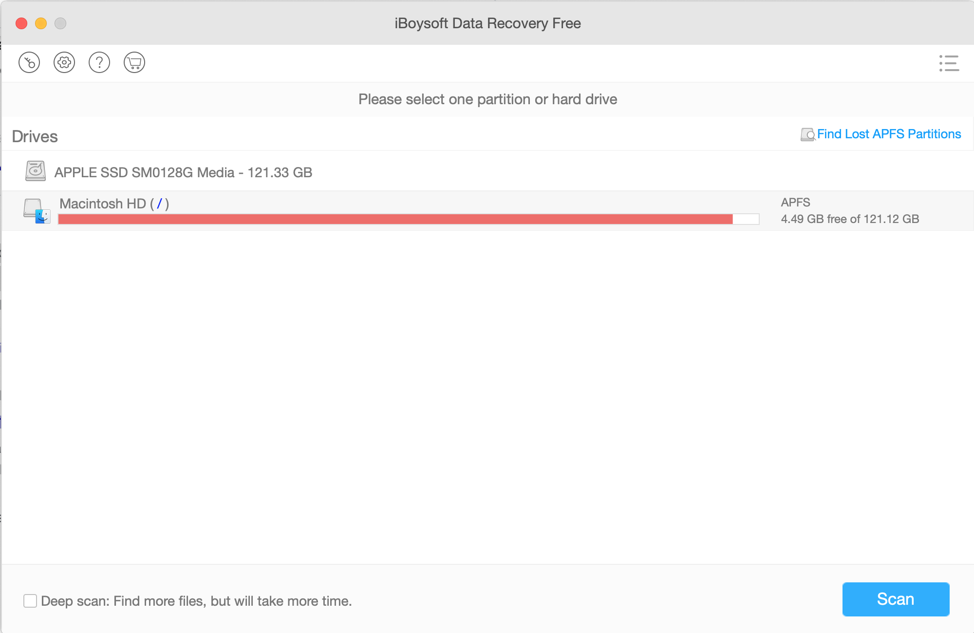 Recover Your Mac Data with iBoysoft Data Recovery 2