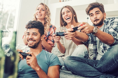 The Benefits Of Playing Video Games 1