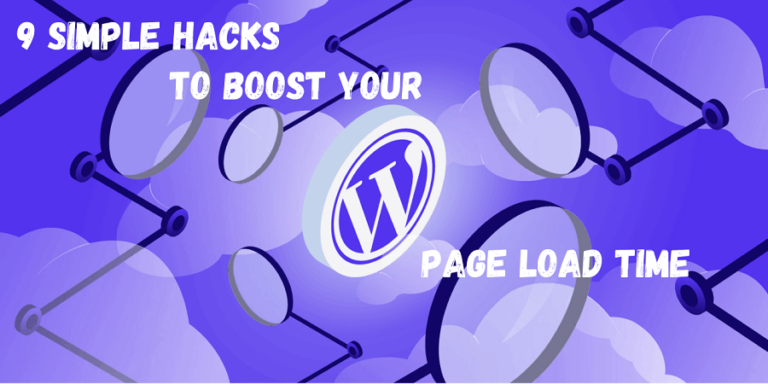 WordPress Hacks to boost page load time