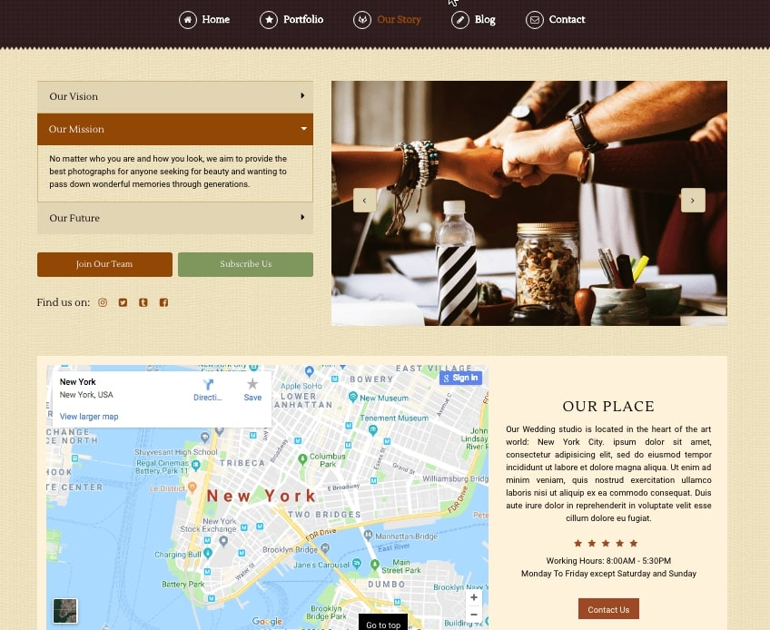 Why should you use maps on your website 3