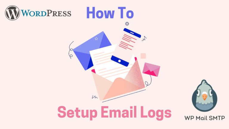 How to Setup Email logs
